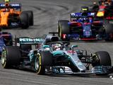 Lewis Hamilton wins from 14th as Sebastian Vettel crashes out