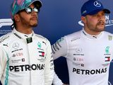 Bottas surprised by 'big' Hamilton gap