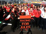 Marussia provide update on Bianchi's condition