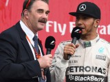Mansell: Hamilton can challenge title record
