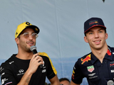 Ricciardo: Gasly stole a point in France