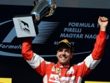 Hungaroring Pace 'nothing to do with luck' says Vettel