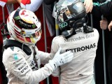 Wolff plays down Mercedes driver tensions