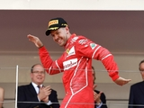 Vettel 'surprised' to come out ahead of Raikkonen