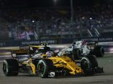Abiteboul Praises Palmer after 'Error-free' Singapore GP