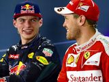 Sebastian Vettel backs Max Verstappen to calm his driving over time