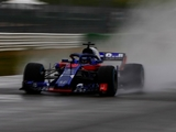 'Super smooth' first run for Toro Rosso-Honda
