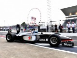 Mika Hakkinen completes Suzuka laps 20 years after McLaren F1 title