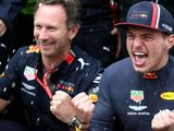Verstappen and Horner: Sky F1 exclusive