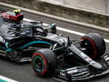 Bottas sets opening pace at Barcelona