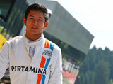 Rio Haryanto's mother says he won't be racing in Formula 1in 2017