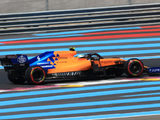 Norris delighted with top five in French GP qualifying