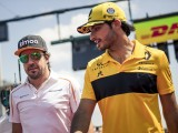 Sainz can't expect quick McLaren F1 team rise, warns Button
