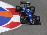 Ocon: Alpine puzzled by 'freaky' car pace differences