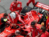 Sensor issue cost Vettel in Brazil
