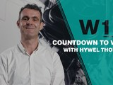 Video: Countdown to W12 with HPP's Hywel Thomas