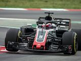 Romain Grosjean fastest on first morning of in-season test