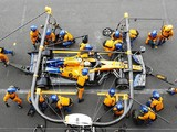 McLaren targets F1 pitstop improvements over winter after errors