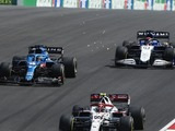 Alonso doesn't view Williams as permanent threat