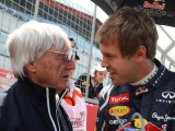 Ecclestone 'disappointed' with Vettel's attitude