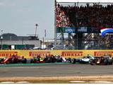Hamilton incurred only minimal damage in Raikkonen clash