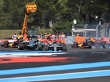 "Pirelli's Mario Isola: The ""weather forecast added to the strategic game"" of French Grand Prix"