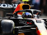 Perez to start British GP from pitlane after Red Bull F1 car changes