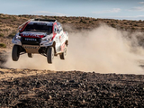 Alonso learning new skills in Dakar tests