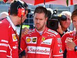 Sebastian Vettel edges closer to grid penalty after missing national anthem in Japan