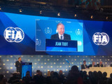Todt re-elected as FIA president