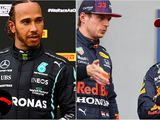 Hamilton's role reversal against Red Bull at Imola