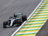 Hamilton seals 10th pole of year in Brazil, Vettel under investigation