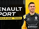 Latifi hopes to expand Renault F1 role
