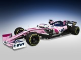 Racing Point Formula 1 team unveils 2019 livery and title sponsor