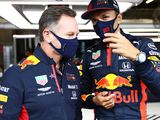 Red Bull back Albon after 'ironic' Hamilton comments