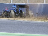 'Alonso briefly unconscious'