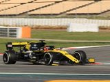 'Mission Accomplished' for Aitken after Testing 'Amazing' Renault Car in Spain