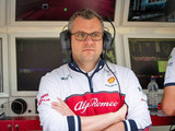 Monchaux promoted to technical director at Alfa Romeo