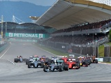 Sepang Redef1ines F1 weekend to mark new calendar slot