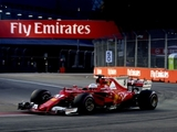 Vettel beats Red Bulls to Singapore GP pole