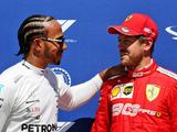 Lewis Hamilton: Ferrari killing Mercedes on straights