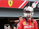 Vettel unhappy with Q3 show, Ferrari tactics