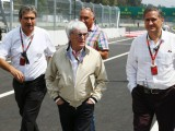 Ecclestone takes a swipe at European race promoters