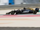 Grosjean Positive Progress has been Made by Haas in Bahrain Test