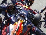 Red Bull's Honda engine developed further than McLaren's