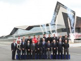Silverstone opens state of the art Pit and Paddock complex