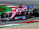 Perez quickest for Racing Point as Styrian GP action begins