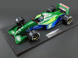 1:8 scale model of Schumacher's debut F1 car now available