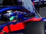 Toro Rosso gets Ferrari-style vented wing mirrors