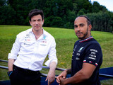 Hamilton and Mercedes launch charitable diversity and inclusion initiative